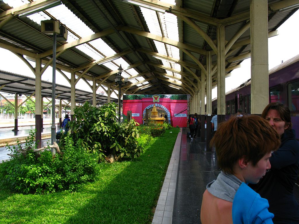 Bangkok To Chiang Mai Via The Overnight Train